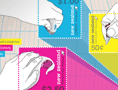 New Zealand stamp design